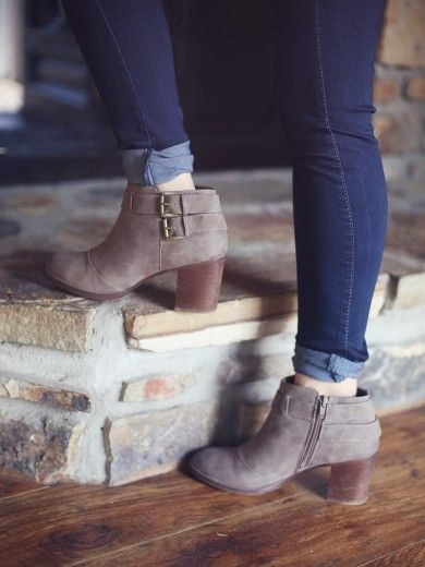 Altar'd State Rugged Carson Bootie:
