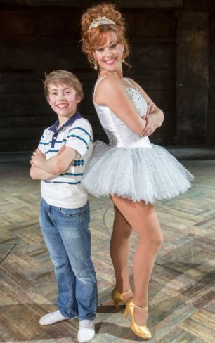 billy elliot into the world thesis