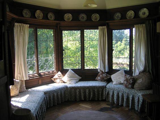 Window And More Window Seats Seat At Alcove Window Beautiful Love