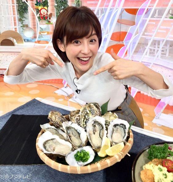 牡蠣と宮司愛海