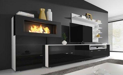 Soldes meuble tv rue du commerce achat comfort home innovation meuble de télévision pas cher