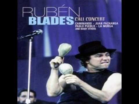 Ruben Blades - Vivir del Amor