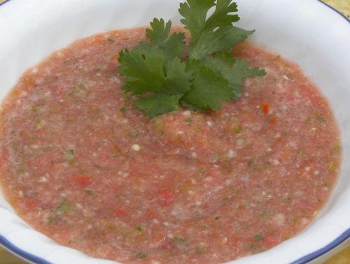 Easy Salsa Recipe!