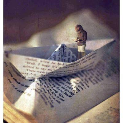En que parte de la lectura estás navegando