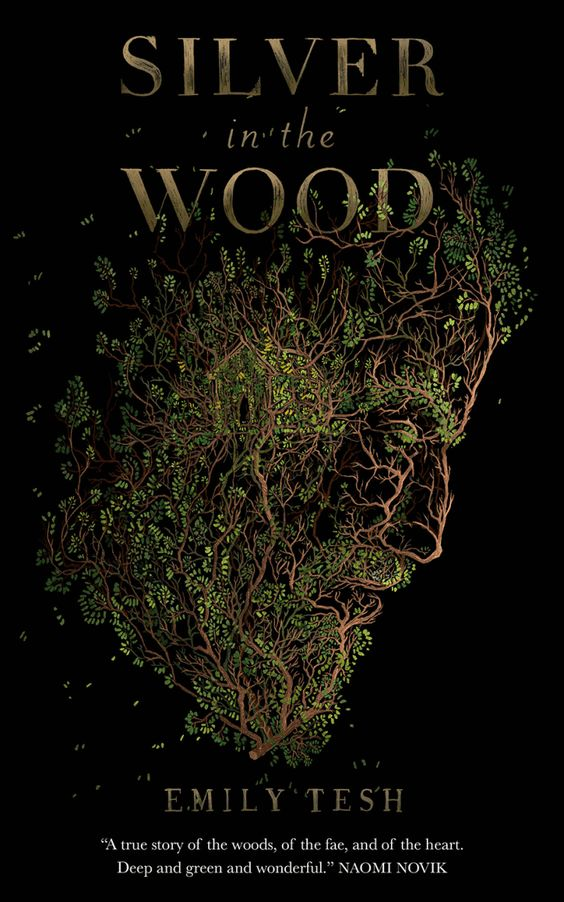 #CoverReveal  Silver in the Wood by Emily Tesh