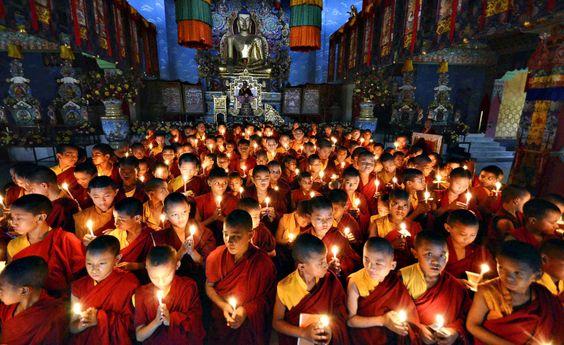 Ngày lễ Phật Đản là ngày quan trọng nhất của năm trong lịch Phật giáo