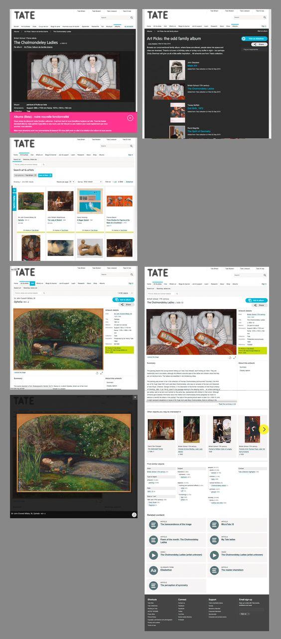 """♥ Tate —> même type de remarque positive que pour le Rick - bon séquençage de dérouler de page, plus """"classique"""" moins app"""