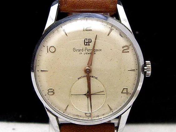 GIRARD-PERREGAUX : Vintage Watch | Sumally (サマリー)