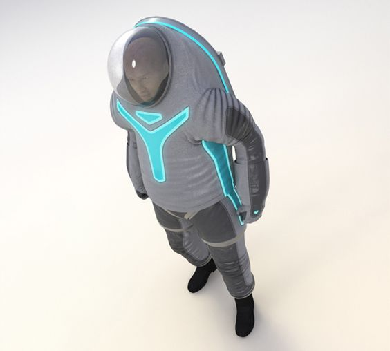 Nasa Has Released 3 Designs For Nasa Z-2 Suit Where You