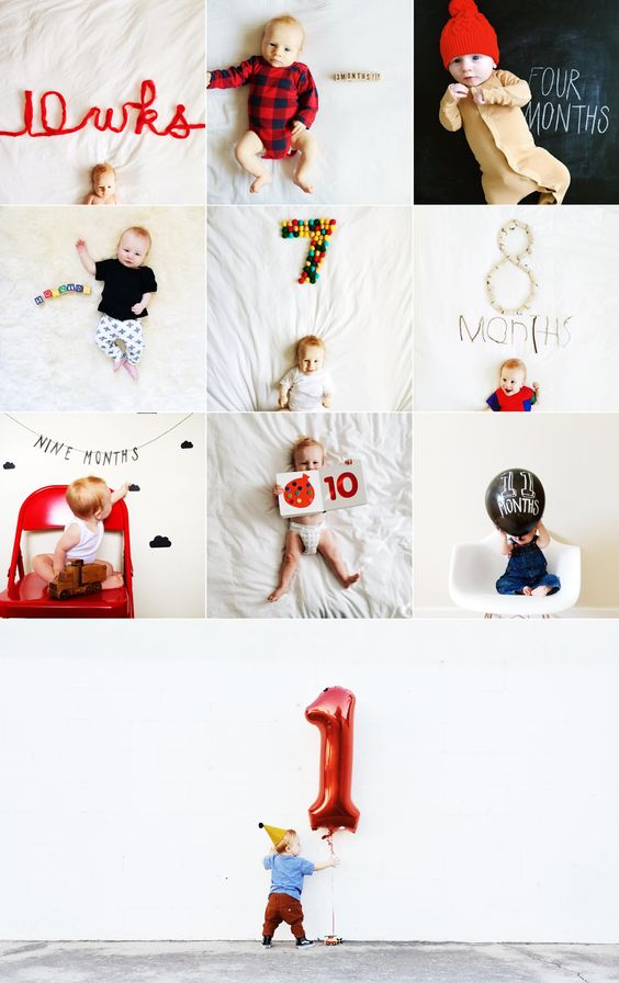 baby's first year | Впервые мама