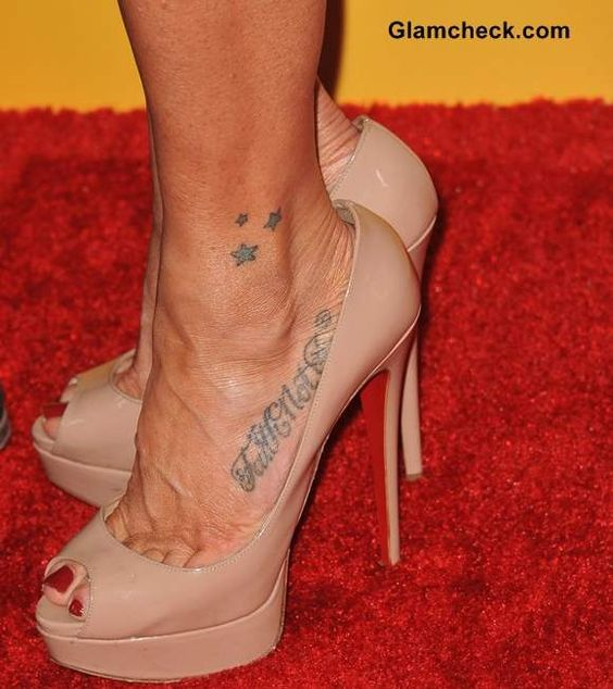 29 most iconic celebrity tattoos - INSIDER