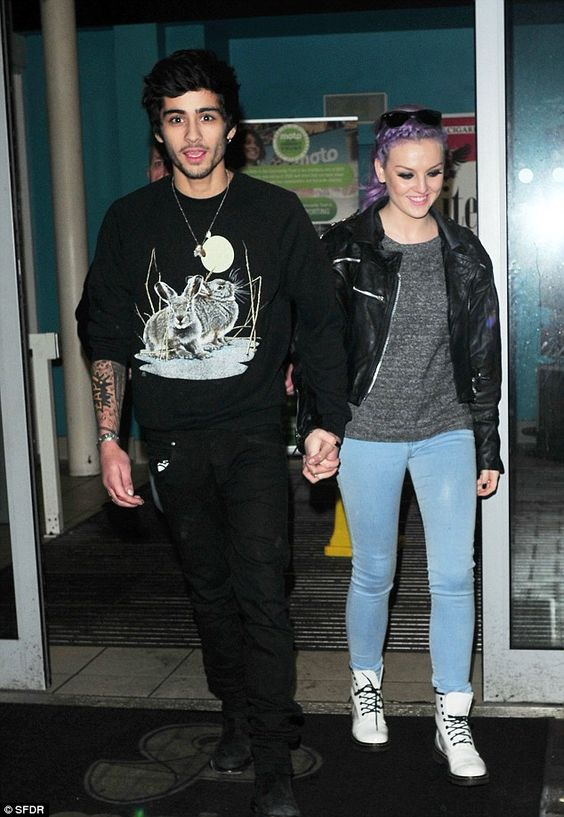 one direction dating perrie One direction's zayn malik, little mix's perrie edwards engaged malik and perrie have been dating since early 2012 following little mix's win on the x factor.