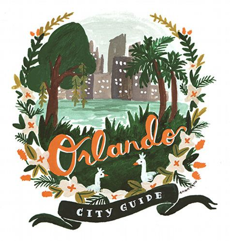 orlandocityguide--- you've got to read this post  Sarah--- it has lots of places you'd like for food and places I think you could sell your jewelry ;)