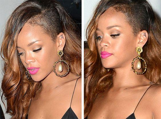 O Batom Pink da Rihanna!