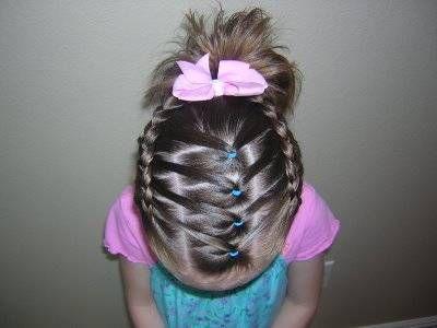 creative kids hairstyles with tutorials