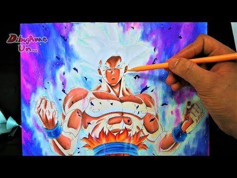 Youtube Goku Dibujo De Goku Dragon Ball Z
