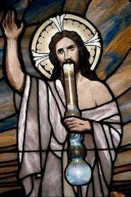How Often Did Jesus (Or The People Who Made Him Up) Get High?