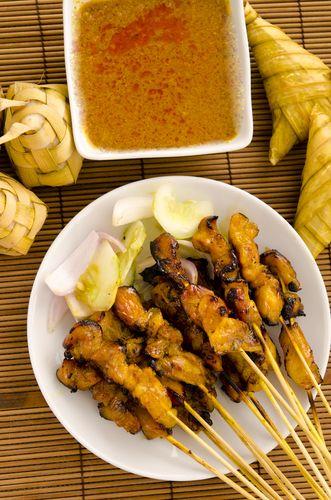 Satay recipe