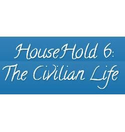 HouseHold 6: The Civilian Life - I'm the wife of a combat veteran and the mother of two adorable kids. My husband was injured in Iraq and has severe PTSD and a mild brain injury. This blog is a way to reflect as we fight PTSD through the good times and bad. **2012 Finalist for Best U.S. Military Spouse Blog by Milblogging.com
