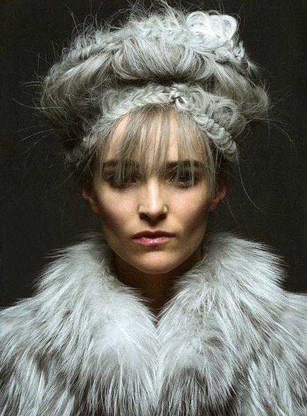 Hair by Fred Teglia, Coiffure de Paris - Marc Neuhoff   Creative ...