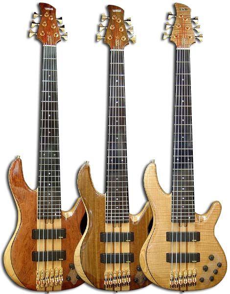 Yamaha trb series 6 string bass pinterest for Yamaha 6 string bass