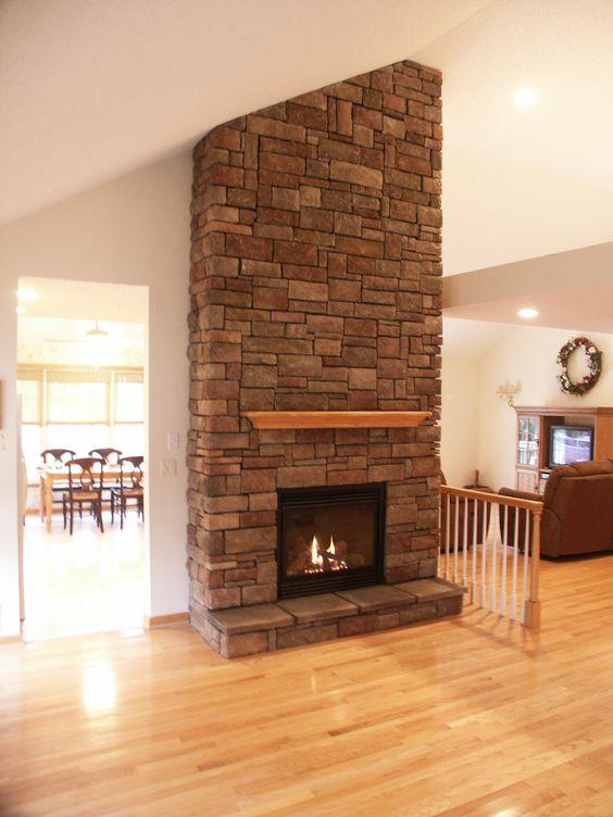 ... fireplace surrounds interior design fireplace design stones fireplace