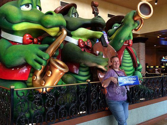 Orleans Gators! Las Vegas July 2014 #ysbh #vegasinjuly #wvbootcamp