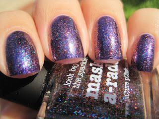 Sparkly Vernis: Picture Polish Mask-a-rade is a must have for glitter lovers
