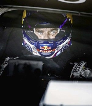 Exclusive picture courtesy of Red Bull. Check out never seen pics of Sebastien Loeb, for his death-defying and record-breaking climb up Pikes Peak.