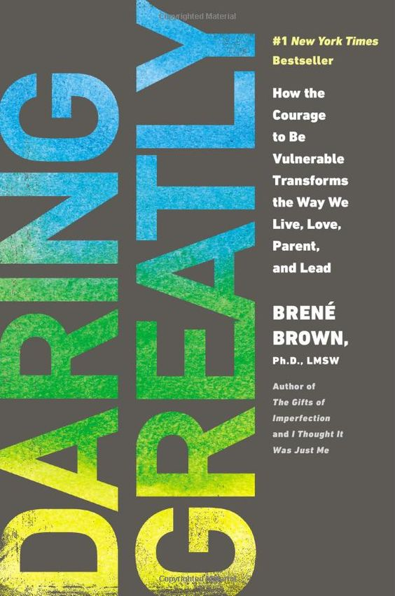 """Daring Greatly by Brene Brown -- """"Don't try to win over the haters; you are not a jackass whisperer."""""""