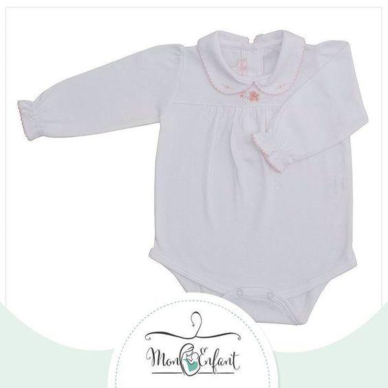 A primeira roupinha a gente nunca esquece. Além do toque suave e durabilidade do Pima Cotton, todas as peças possuem corte e costura impecáveis que traduz-se em grande estilo para o seu bebê, acompanhadas ainda de toda beleza e delicadeza do bordado a mão. #baby#pimacotton#bebê#vestuárioinfantil#babydesign#algodãopima#mães#pais#filhos#enxoval#maternidade#babyfashion#modadasfamosas
