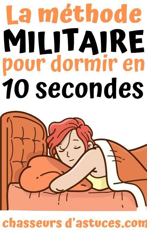 La Methode Militaire Pour Dormir En 10 Secondes Difficile De S Endormir Rapidement Lorsque L On Doit Faire Face A De Nombreuse Res Life Help Yoga Detox Health