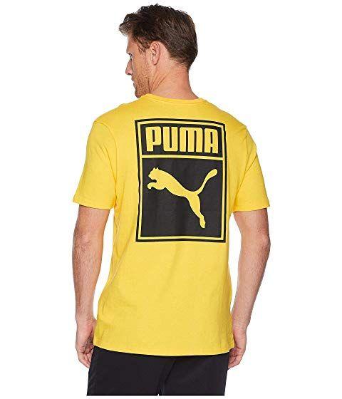 Spectra Yellow/puma Black   Puma, Black, Yellow black