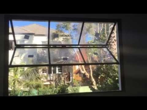 Horizontal Bi Fold Window With Brick Pattern Counterweight By Vincenzo Bondi Nsw Youtube Brick Patterns Windows Folding Windows