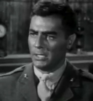 Ira Hamilton Hayes in The Outsider (1961) - Portrayed by: Tony Curtis