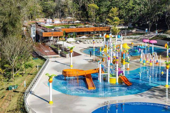 Levisky Arquitetos Parque Aquatico Aguas De Sao Pedro Sp