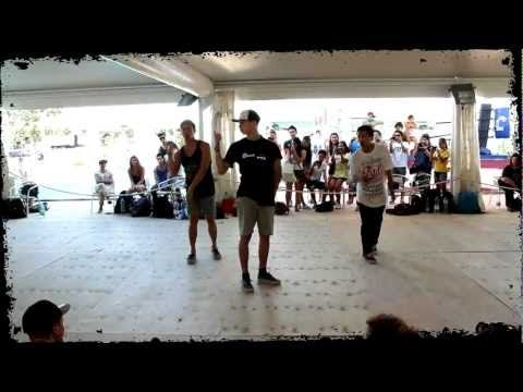 "Ian Eastwood ""Fm$ - New Boyz"" - iDanceCamp 2012 - Bounce Factory"
