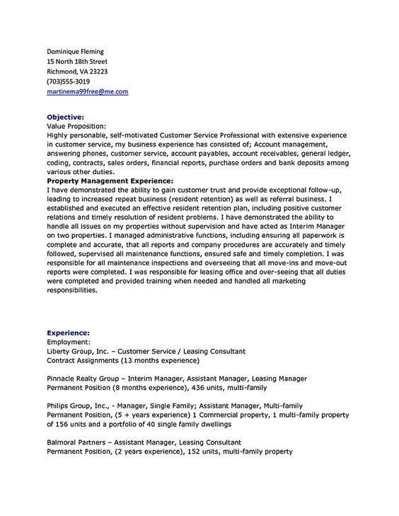 nice Worth Writing Assistant Buyer Resume to Make You Get the Job - resume for leasing consultant