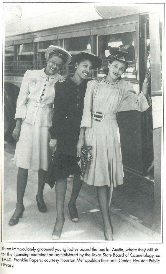 Vintage Black Glamour: