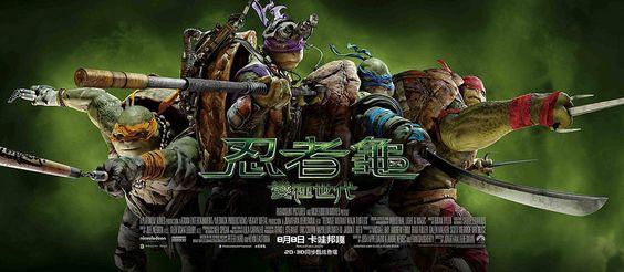 esto está en chino。。。 habla de 忍者 y de 亀