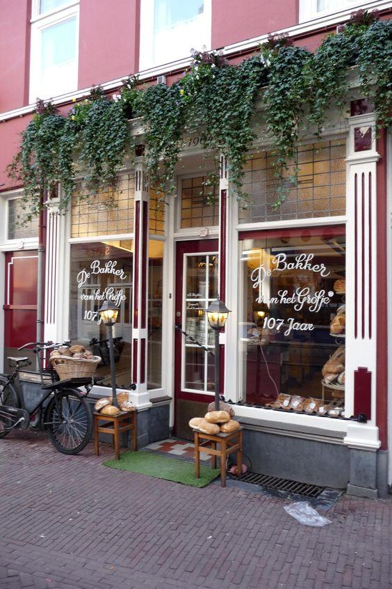 bakery in Arnhem, The Netherlands