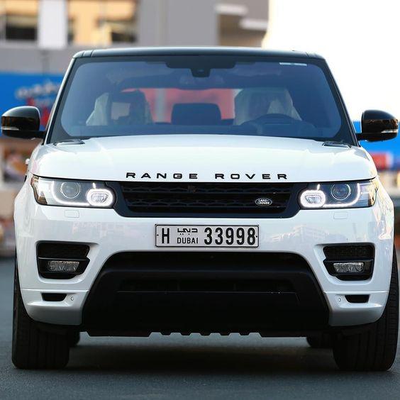 Range Rover Sport HST 2016 For Rent تأجير كافة انواع