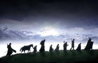 Deus ex machina: El Señor de los Anillos: La Comunidad del Anillo