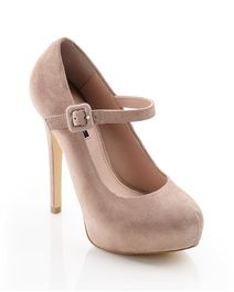 The Classic Mary Jane in Blush.