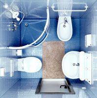 Galleria foto - Bagno in poco spazio Foto 24 | Progetto Monolocale ...