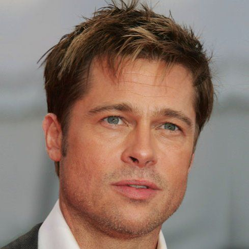Incredible Brad Pitt Boy Haircuts And Men39S Haircuts On Pinterest Short Hairstyles For Black Women Fulllsitofus