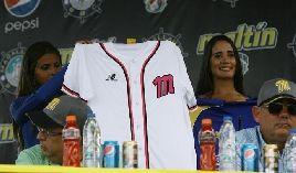 FOTOS: Así son las nuevas camisetas que usará Magallanes   Béisbol Venezolano