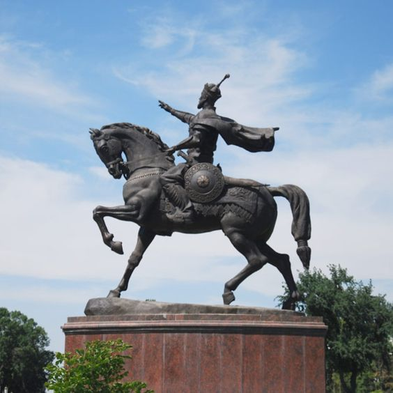 Tashkent tour - Amir temur square #Tashkenttour