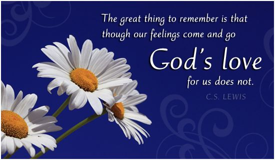 Godu0027s Love Quotes Care U0026 Encouragement ECards   Free Christian Ecards  Online Greeting Cards | Inspire Me | Pinterest | Free Christian Ecards, ... Good Looking