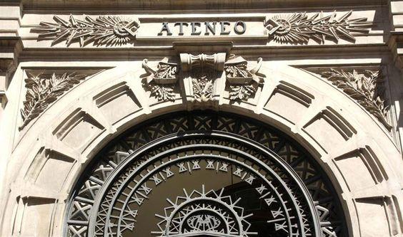 Los 2.000 socios del Ateneo de Madrid elegirán a su nuevo presidente el lunes 27 de junio https://t.co/revj9Zfona #Madrid